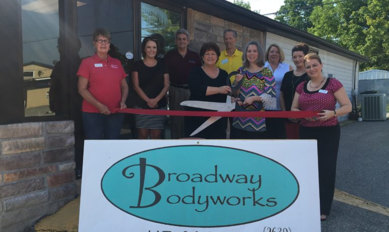 Broadway Bodyworks West Plains MO, West Plains Chamber of Commerce