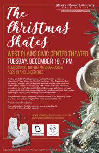 The Christmas Skates @ West Plains Civic Center