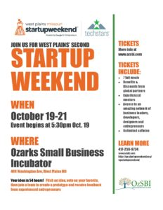 Techstarts Startup Weekend @ OzSBI